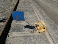 SEE THE DERAIL BEING OPERATED!