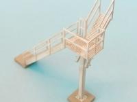 RAILCAR INSPECTION TOWER 3D-RIT-01