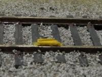 TRACK DERAIL (BETWEEN THE RAILS) 3D-DBR-10