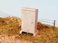 LOW SINGLE DOOR SIGNAL JUNCTION BOX HO-LSD-02