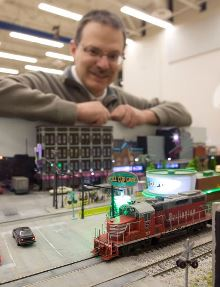 s 1297521500448_ORIGINAL PETE FISHER - NORTHUMBERLAND TODAY - FEB.3-14 - GANARASKA RAILWAY MODELERS TRAIN SHOW